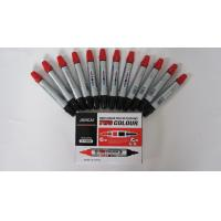 Buy cheap JUNCAI X-1008 red and black colour // plastic poles // whiteboard pen from wholesalers