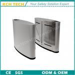 Buy cheap High Class Client Customized Design QR Code Reader Flap Barrier Gate from wholesalers