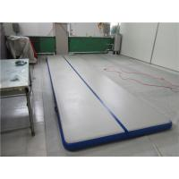 Buy cheap Private Label Air Tumble Track For Athletic Contest Digital Printing from wholesalers
