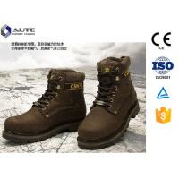 Buy cheap ESD PPE Safety Shoes Construction Work With Metatarsal Protection USA Military from wholesalers