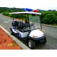 Buy cheap Energy Saving Custom Electric Golf Carts Street Legal 4 Seater With 3.7KW Motor from wholesalers
