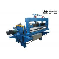 Buy cheap Fully Automatic Leveling / Cut To Length Machine , Steel Slitting Machine For Auto Parts from wholesalers