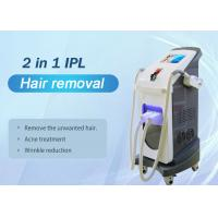 Buy cheap Nd Yag Laser Tattoo IPL Age Spot Removal Hair Removal Permanent E Light Beauty Equipment from wholesalers