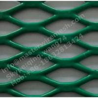 Buy cheap PVC Coated Expanded Metal from wholesalers