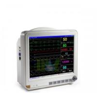Buy cheap 15 Inch Color TFT Multi-Parameter desktop patient monitor MSLMP04 from wholesalers