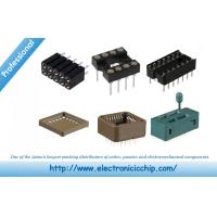 Buy cheap IC Sockets PLCC Sockets Zif Sockets Electronic Component Parts from wholesalers