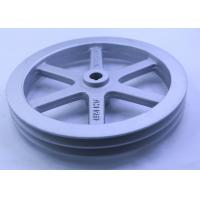 Buy cheap Belt Pulley Flywheel Aluminium Die Casting Parts 350x120 Dimension from wholesalers