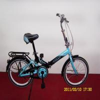 Wholesale high-quality folding bike for girls or boys with CE from china suppliers