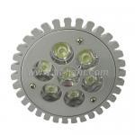 Buy cheap E27 7*1W Silver LED High Power Spot Light Bulb (HF-SL-HP7) from wholesalers