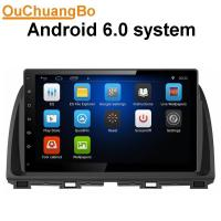 Wholesale Ouchuangbo car radio stereo navigation android 6.0 for Mazda Atenza 2014 with 1RAM music bluetooth wifi usb aux from china suppliers
