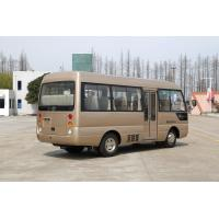 Buy cheap 70L Fuel Tank 15 Seat Passenger Van Yuchai Engine City Sightseeing Tour Bus from wholesalers