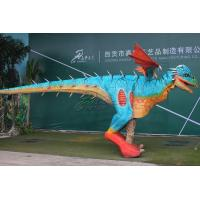 Buy cheap Long 4m Handmade Electric Realistic Dinosaur Costume Display Commercial Square from wholesalers