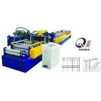 Buy cheap Z Purlin Roll Forming Machine with Post-Puncher from wholesalers