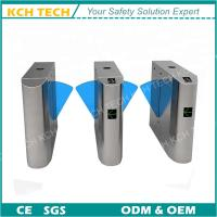 Wholesale Welding Portion Polished Thailand Markting Flap Turnstile Barrier with CE Certificate from china suppliers