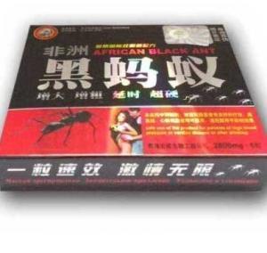 Black ant sex pill