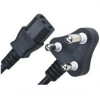 Buy cheap South Africa Computer power cable with C13 Connector from wholesalers