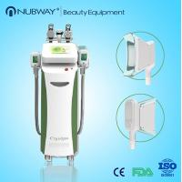 Buy cheap Hot selling beauty salon use 5 handpieces Cryo body fat slimming machine from wholesalers