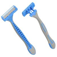 Buy cheap disposable razor similar to Gillette Blue 3 from wholesalers