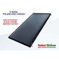 Wholesale Big Pressurized Solar Collector 2.4 Square Meters Apply To Cold Climate Regions from china suppliers