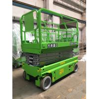 Buy cheap Electric DC Power Scissor Lift Working Height 10m Mobile Elevating Working  Platform from wholesalers