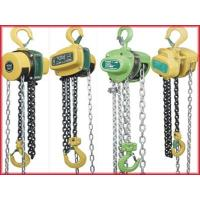 Buy cheap Hand chain hoist applications from wholesalers