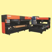 Buy cheap Die Board Laser Cutting Machine carbon steel plate / stainless steel plate cutter from wholesalers