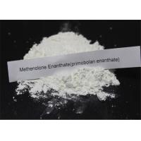 Buy cheap CAS 303-42-4 Methenolone Enanthate Powder White Powder Superdrol from wholesalers