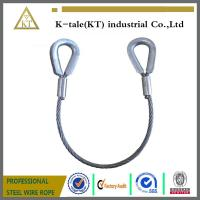 Buy cheap 1 Tonne Wire Rope Sling ( Large Thimble Eyes ) from wholesalers