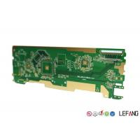 Wholesale Intelligent Home Control PCB Circuit Board Green Solder Mask ENIG Surface Treatment from china suppliers