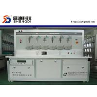 Buy cheap HS-6103 Single Phase Watt-Hour Meter Test Bench 6 pcs 1-phase meter,accuracy 0.05%,Voltage 220V,0-100A current 45-65Hz from wholesalers