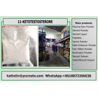 Buy cheap CAS 564-35-2 Strongest Legal Prohormone Active Androgen Steroid 11- Ketotestosterone 11-KT For Bodybuilding from wholesalers