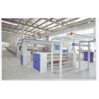 Buy cheap Horizontal Carpet Drying Machine For Fur Wool Blanket Coating And Setting from wholesalers