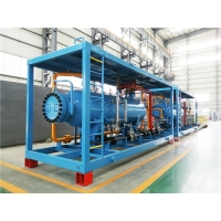 Buy cheap 16Mpa Oil Gas Well Three Phase Separator Skid from wholesalers