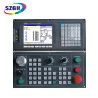 Buy cheap 5 Axis Computer Controlled Woodworking Cutting CNC Router Controller Engraving Cnc Control System With Plc from wholesalers