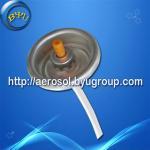 Buy cheap aerosol spray valve for air freshener spray BYU manufacturer from wholesalers