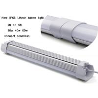 New suspended &ceiling  IP65 LED Linear light 5ft 6000k dimming Manufactures