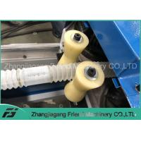 China PVC PE PP single wall corrugated pipe production line / extrusion machine on sale