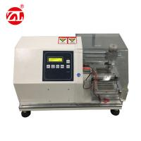 Buy cheap ISO20344 6.14 and EN388.6.2 Rubber Glove Cutting Resistance Strength Tester from wholesalers