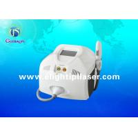 China Safety Portable Design E Light IPL RF Machine 4 In 1 No Pain on sale