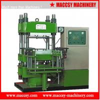 Buy cheap Rubber moulding machine RM600M4 from Maccsy Machinery from wholesalers
