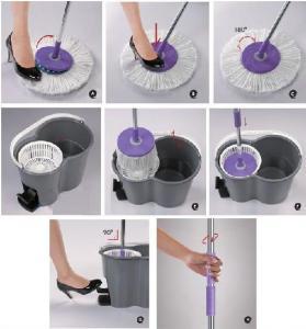 MAGIC MOP/CLEAR MOP/plat mop/floor mop/Easy Mop/Easy Life Mop