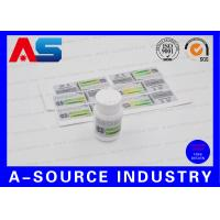 Buy cheap Anavar Oxandrolone 50 Tablets  Pill Label Hologram Printing Waterproof Pharmaceutical Usage from wholesalers