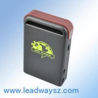 Buy cheap Portable GPS Tracker LDW-TKV102 from wholesalers