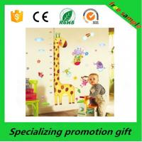 1.5M long height measurement wall sticker growth chart  for kits