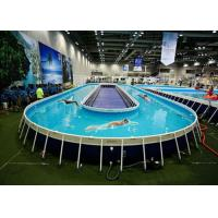 Funny Above Ground Metal Framed Swimming Pools 10ft Steel Frame Swimming Pool Nflatablestoy