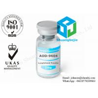 Buy cheap Polypeptide Powder Aod -9604 For Anti Obesity Drug 221231-10-3 from wholesalers