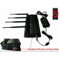 China GPS and Cell Phone Signal Jammer | with Car Charger - Shielding Range up to 30 Meters on sale