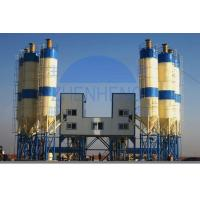 Wholesale 4 Hoppers Cement HZS180 Concrete Batching Plant, 180 M3 / H Ready Mix Batching Plant from china suppliers