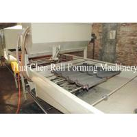 Buy cheap Color Steel Stone Coated Roof Tile Machine Line from wholesalers