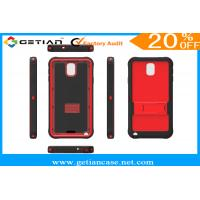 Buy cheap Galaxy Note 3 Case Cell Phone Protective Cases With Screen Protector from wholesalers